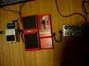 Z-vex Fuzz factory digitech whammy boss dd6