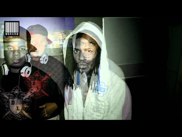 Bossman Big H Paper Pabz Bloodline Freestyle @WORKR8