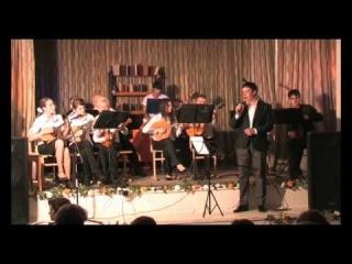 Шум берез Муслим Магомаев-исполняет Руслан Аюпов