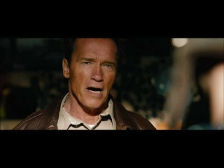 The Last Stand - Theatrical Trailer (HD)