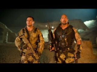 G.I. Joe: Бросок кобры 2 - Официальный трейлер