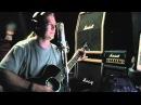 Nirvana - Heart Shaped Box (acoustic cover) by Robert Balconi