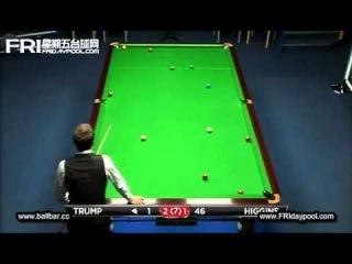 John Higgins vs Judd Trump ~ 2012-UKPTC4(final)