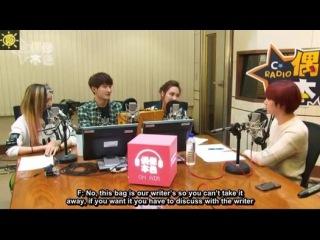 [ENG SUB] 140315 MBC C-RADIO Idol True Colours-SJ Heechul Part 1