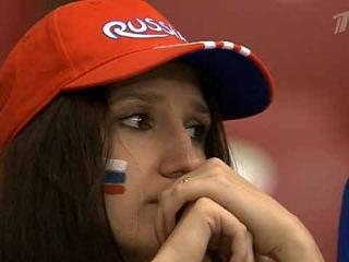 Российская сборная по футболу терпит очередное поражение – в борьбе за уважение болельщиков - Первый канал