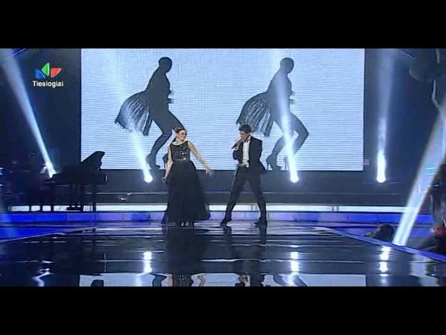 Julija Jegorova ir Donatas Montvydas - Love is Blind (Superfinalas - Lietuvos balsas 2012)