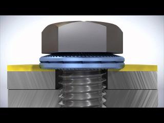 Multifunctional Wedge-Lock Washers Nord-Lock X-series