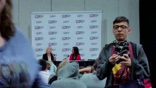 Eliza Taylor - Dallas Fan Expo Panel