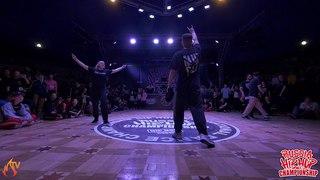 IncredibleMiha & Kriss vs. Жасэ & Масло(WIN) | FINAL | ALL STYLES 2x2 | HIP HOP INTERNATIONAL 2018 |
