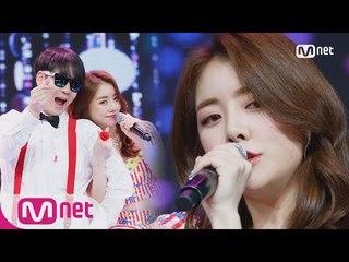 [SEOL HA YOON - RING MY HEART] KPOP TV Show | M COUNTDOWN 180322