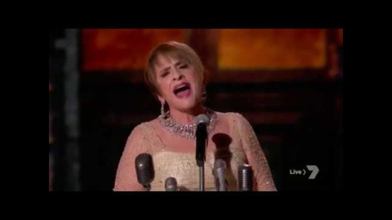 Patti LuPone Performs 'Don't Cry For Me Argentina' at 60th Annual Grammy Awards 2018
