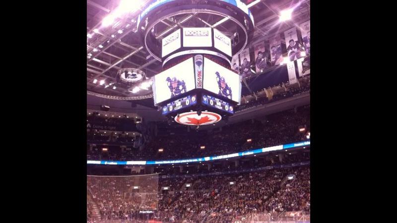 @mapleleafs HockeyNightInCanada