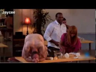 Nude Model Prank Featuring Heidi Klum on Deal With It!