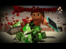 Gladiator Minecraft Fight Animation