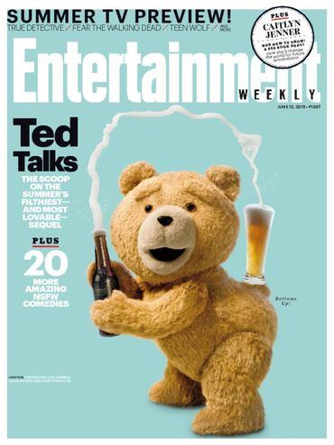 Entertainment Weekly - 12 June 2015