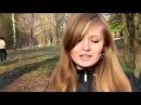 Девушка очень классно поет и читает рэп! / Very cool girl sings and raps!