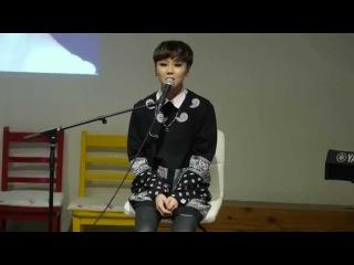 김보경 - 대담미술관 콘서트 141230 full