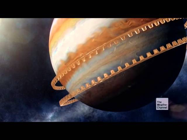 Крайности космической погоды 2 серия Самый мощный ураган в Солнечной системе