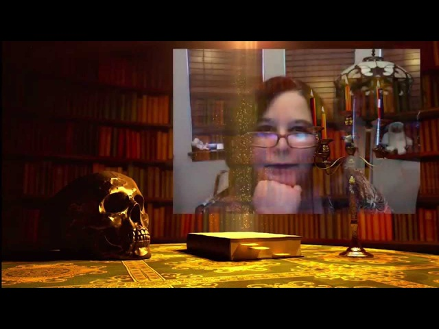 Ink and Bone Vlog 4 Rachel Caine talks about the characters