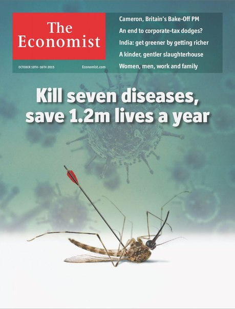 The Economist - 10 October - 16 October 2015