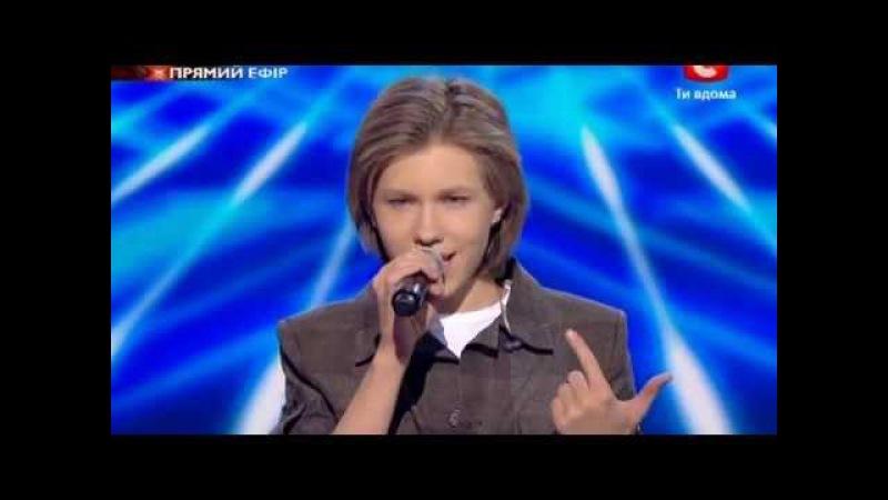 Влад Курасов - песня за жизнь. 7-й эфир от 3.12.2011