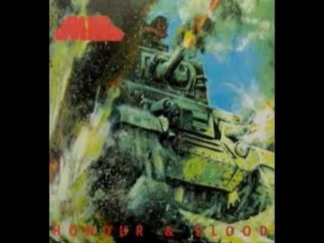 Tank Honour And Blood Full album