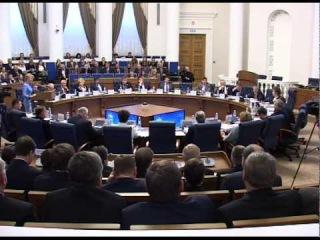 26. 11. 14 Новгородская областная Дума, отмена выборов мэра