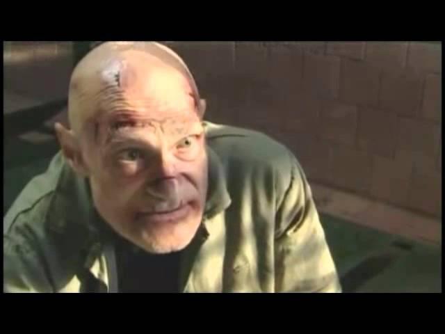 Базар по фене в сериале Боец