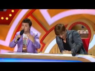 Безумно смешной прикол в передаче Рассмеши Комика)))