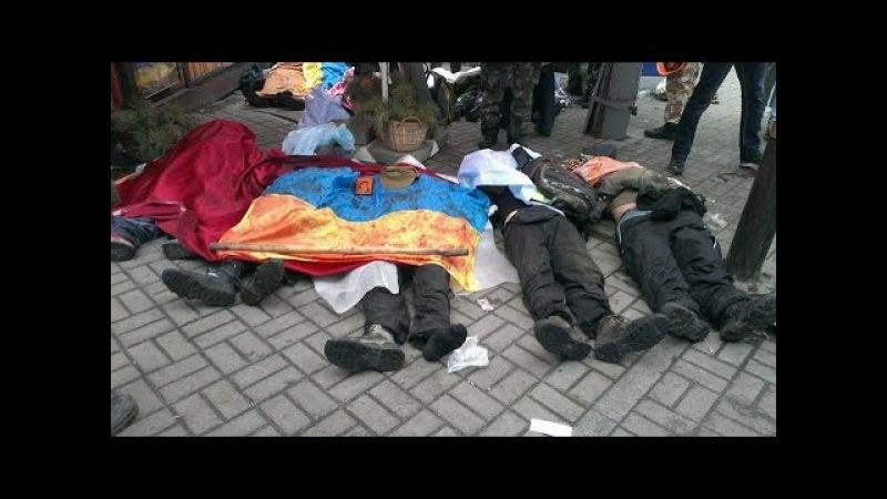 Я.Корвин-Микке: На Майдане стреляли польские снайперы по указке Вашингтона