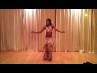 DO BELLY DANCE CHALLENGE: Rin Ajna