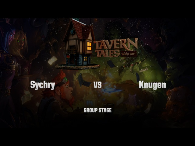 [RU] Knugen vs Sychry | PGL Winter Tavern Tales | Group Stage