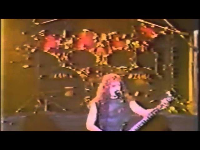 Slayer - Raining Blood Angel of Death (Live in Ritz, 1986) | EXTREME AUDIO UPGRADE