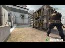 CS: GO Pro Tips Tricks - de_cache One Way Smoke for Quad, Taking Bombsite A - Moses