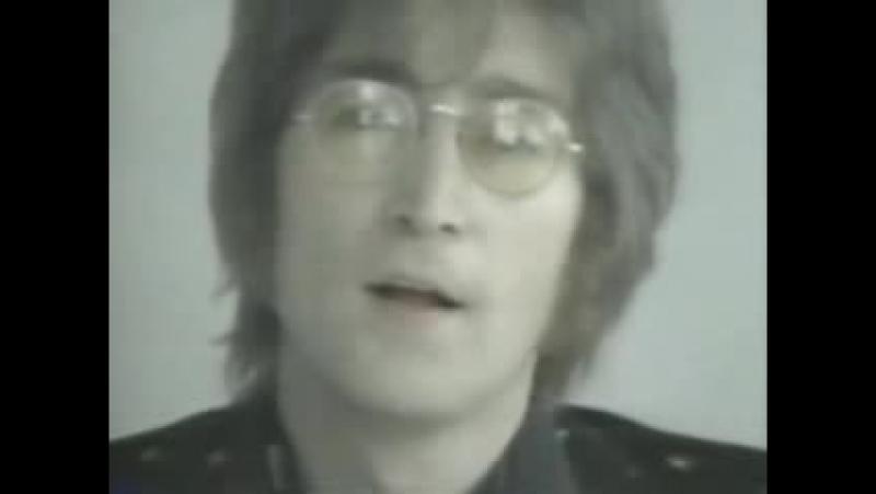 Джон Леннон Imagie Представь с переводом