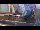 Fabrication d'armure médiévale Making of medieval armor 6