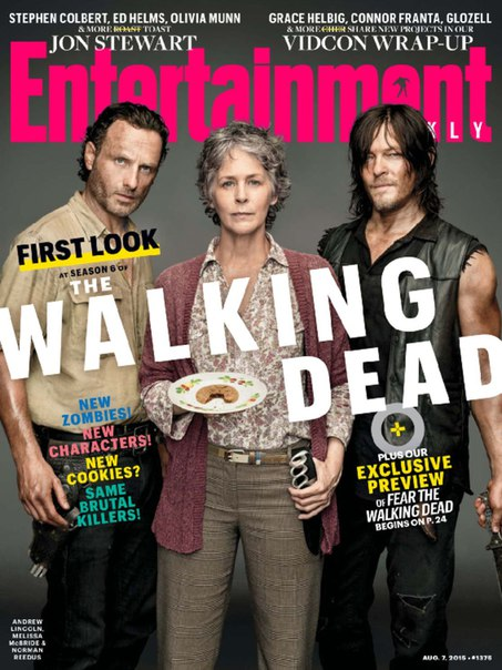 Entertainment Weekly - August 4, 2015  USA
