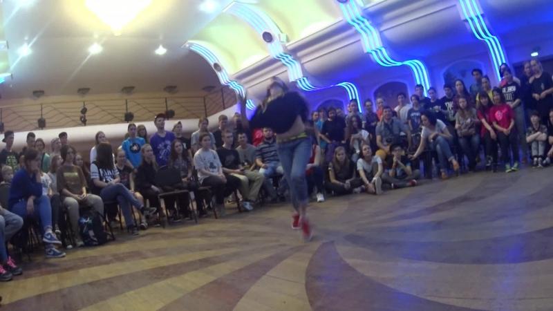NextLevel Battle vol.8 Select Day Frannka Dancehall