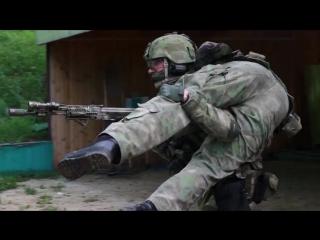 Тренироа спецназа спн рф на суц полигоне
