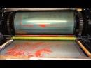 Alëxone X Koméla Lithographic printing
