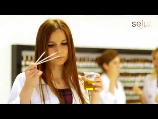 Завод Seluz - один из ведущих производителей ароматических эссенций