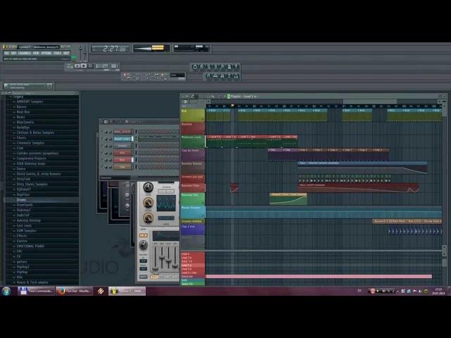 Dj Dima97 (Dj Dima-T) - Melborne Bounce (2014) (FL Studio 11)