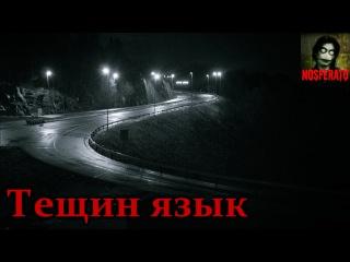 Истории на ночь - Тещин язык.Канал Носферату.