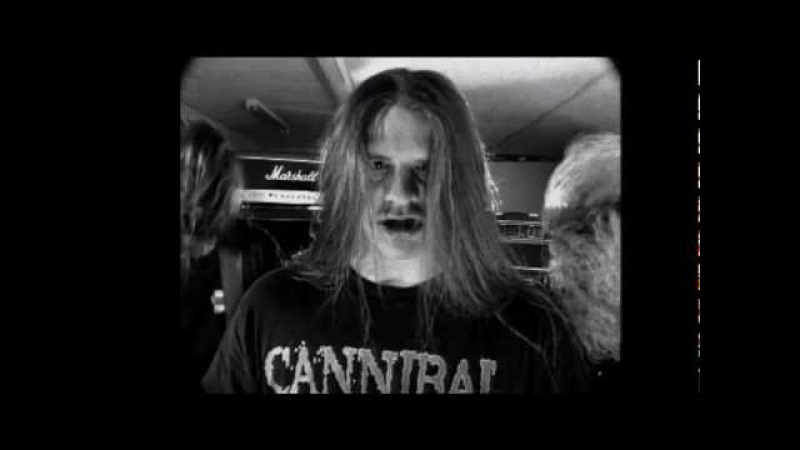 Cannibal Corpse Sentenced To Burn (OFFICIAL VIDEO)