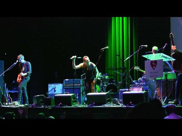 David Gahan Covers Love Will Tear Us Apart 1080p HD Live on May 6 2011