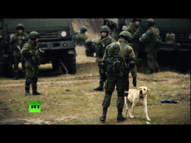Западные журналисты убедились что Россия не вторгалась в Крым