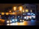 Ночные улицы. Городские улицы ночью. Ночные улицы города. Футажи для видеомонтажа