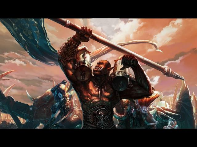 World Of Warcraft Гаррош Адский Крик Война Альянса и Орды Глава 4 11 05 2014
