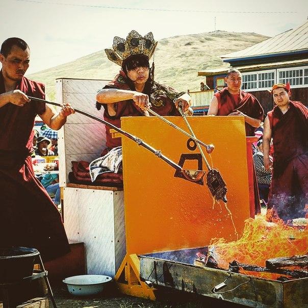 Ответ на предыдущий пост вопрос об огненной.. | Буддийские обряды ...