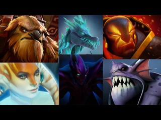 6 Aegis Roshan Snatches of the Month Dota 2